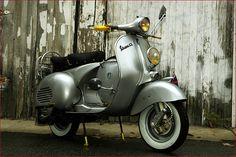 I'd rather ride. Vespa P200e, Piaggio Vespa, Lambretta Scooter, E Scooter, Vespa Scooters, Italian Scooter, Skinhead Girl, Cool Bikes, Vintage Italy