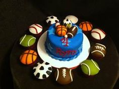 sports ball cakes - Bing Images