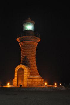 Xinghai #lighthouse [Dalian, Liaoning, #China]