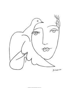 picasso drawings - Buscar con Google