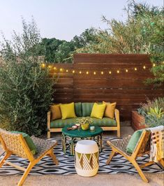Outdoor Sofa, Outdoor Furniture Sets, Outdoor Decor, Interior Architecture, Interior Design, Moving Out, Garden Design, Backyard, Photo And Video