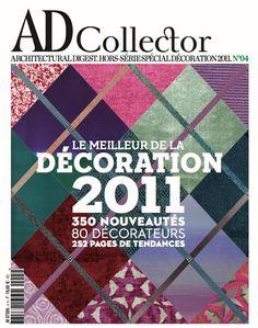 AD Collector n°04, le meilleur de la décoration, 2011