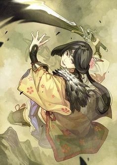 Ouka - Characters & Art - Toukiden: The Age of Demons