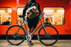 293/365 Bikes on the Metro