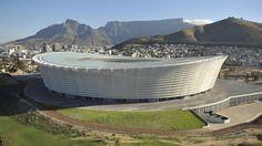 gmp Architekten. South Africa, Cape Town Cape Town Stadium.
