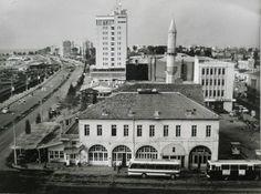 #Mersin Eski Gümrük Meydanı Yeni camii günümüzdeki ulu camii...