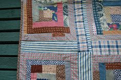 I am building this page, gradually adding completed quilts.     Scrappy bright for baby boy      Scrappy bright for baby boy - back       ...