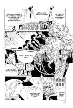 Versailles no Bara Manga Vol.7 Ch.0 Page 99