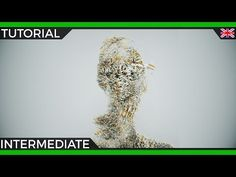 Cinema 4D Quick Tip | Fake Houdini with Octane Scatter | By Florian DKS - YouTube