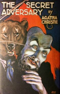 The Secret Adversary By Agatha Christie First edition dust wrapper