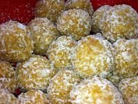 Recipe Apricot Balls by arwen.thermomix - Recipe of category Desserts & sweets