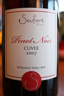 Seufert Winery Pinot Noir Cuvee 2007 - Hunt For The Best Pinot Noir Under $20!