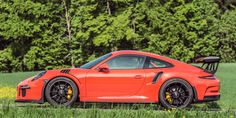 2016 Porsche 911 GT3 RS First Drive Photo Gallery RoadandTrack.com