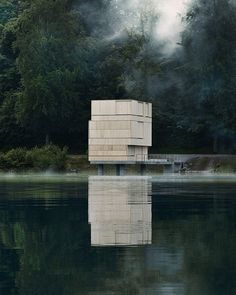 \\ AFGH Architekten, Refuge am Rotsee