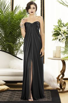 Not that I'd ever wear this, but it's sooo beautiful and classy...