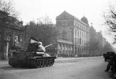 Budapest, Utca, Military Vehicles, Painting, Beautiful, Army Vehicles, Painting Art, Paintings, Painted Canvas