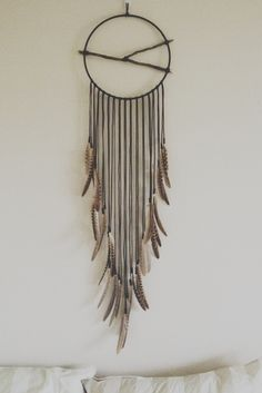 DIY dreamcatcher realy need to make one :)