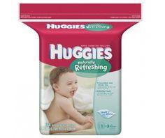 Huggies Naturally Refreshing Baby Diaper Wipes - http://www.intomars.com/huggies-naturally-refreshing-baby-diaper-wipes.html