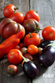 Kokit ja Potit: Tomaatin kasvatus - siemenestä sadoksi