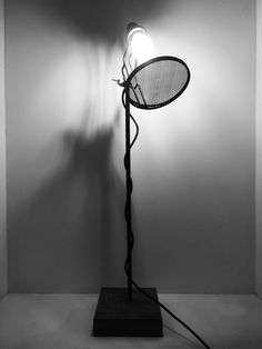 """""""Fishnet Lamp"""" with cement support  info@massimilianotesta.com #design #interiordesign #homecollection #industrialstyle #stylish #cool"""