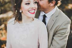 Cassidy and Mitch Bridals