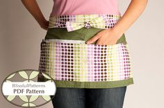 Vendor Apron - for Craft Shows or Garage Sales since I'm always selling at craft shows and such.