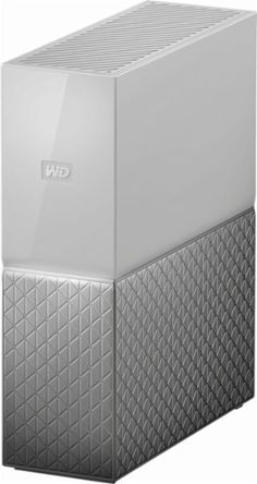 WD - My Cloud Home 2TB Personal Cloud - White - AlternateView13 Zoom
