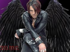 Criss Angel with black wings by on DeviantArt Angel Images, Angel Pictures, Gorgeous Men, Beautiful People, Criss Angel Mindfreak, Best Magician, Angel Wallpaper, Wallpaper Wallpapers, Portrait Images