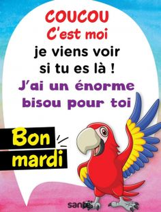 Monday Morning Greetings, Bon Mardi, Tu Me Manques, Good Morning Images, Brin, Messages, Words, Tuesday, French