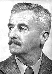 William Faulkner 1949  was an American writer and Nobel Prize laureate from Oxford, Mississippi. Faulkner wrote novels, short stories, a play, poetry, essays and screenplays.  Born: September 25, 1897, New Albany, MS Died: July 6, 1962, Byhalia, MS Movies: The Long, Hot Summer, As I Lay Dying, The Big Sleep, More Education: University of Mississippi (1919–1921), Oxford High School, University of Virginia Awards: Nobel Prize in Literature, Pulitzer Prize for Fiction