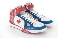 "Le coq sportif Joakim Noah 3.0 ""All-Star"" Sneaker"