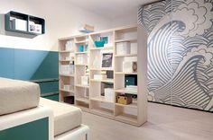 Download the catalogue and request prices of teenage bedroom Tiramolla 161, design Marelli e Molteni, Tiramolla collection to manufacturer Tumidei