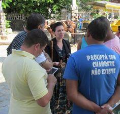 BONDE DA BARDOT: Novas denúncias sobre maus-tratos em Paquetá são apuradas pela Alerj