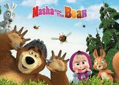 Russian animation 'Masha and the Bear