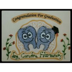 tooth graduation  by @d_quilling #d_quilling