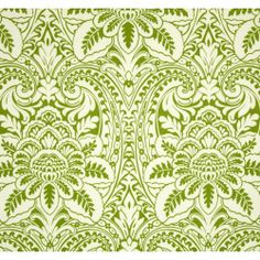 Caribbean Breeze in Lime Indoor/Outdoor Fabric