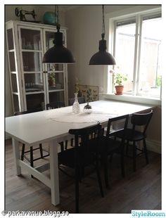Vårt vardagsrum och matsal växer fram! - Ett inredningsalbum på StyleRoom