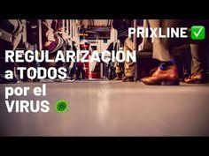 """PRIXLINE ✅ Regularización MASIVA para TODOS por el """"Bicho"""" 🦠 😃 - YouTube"""