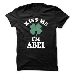 Kiss me Im ABELKiss me Im ABELABEL, Irish, Patrick