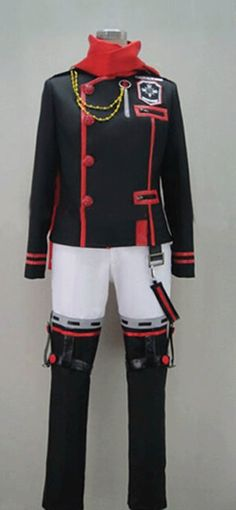 FOCUS-COSTUME D.Gray-man Lavi Bookman Cosplay Costume -- For more information, visit image link.