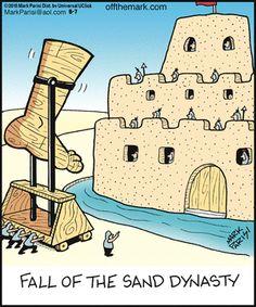 Off the Mark Comic Strip, August 07, 2015 on GoComics.com