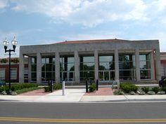 O'Winston Link Museum. Located in Roanoke, VA.