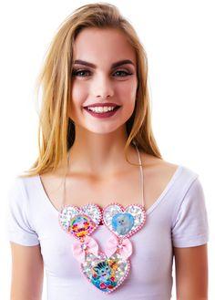 Vox Populi Kitty Gods Necklace | Dolls Kill
