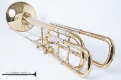 Bach Stradivarius Lt50B3O Professional Bass Trombone F/Gb #98 #Bach