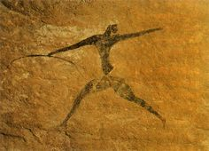 Cave painting from Lascaux Fresco, Africa Painting, Cave Painting, Rock Painting, Prehistoric Age, Art Archive, Tempera, Visual Communication, Ancient Art