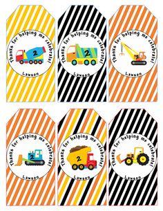 trucks/transportation theme