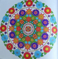 1000 images about coloriages art th rapie on pinterest for Le jardin secret livre