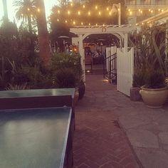 Day 2: Santa Monica , bungalow pour cette fin de journée 🌊🍷 #usa #losangeles #california #cali #santamonica #drink #food #chill #holidays #fairmount