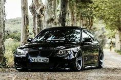 BMW E60 5 series black w. Sternspeiche 128 20""