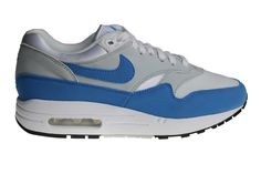 nike air max wit blauw dames